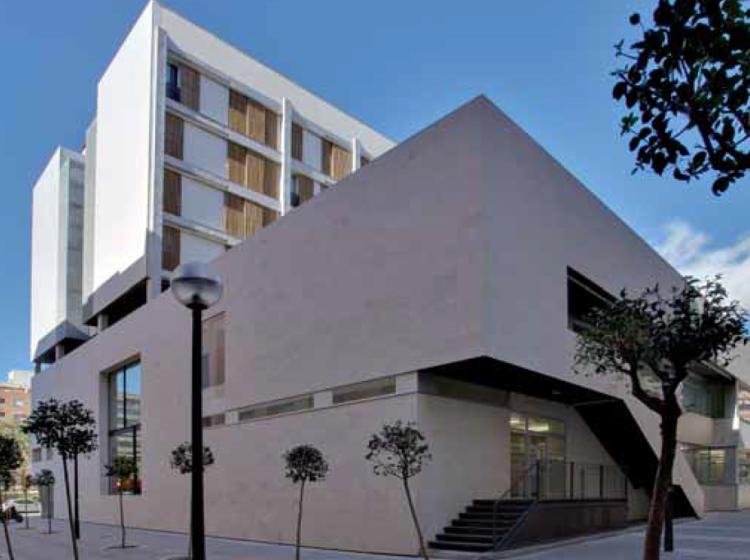 El edificio intergeneracional plaza de am rica en alicante - Centro de negocios en alicante ...