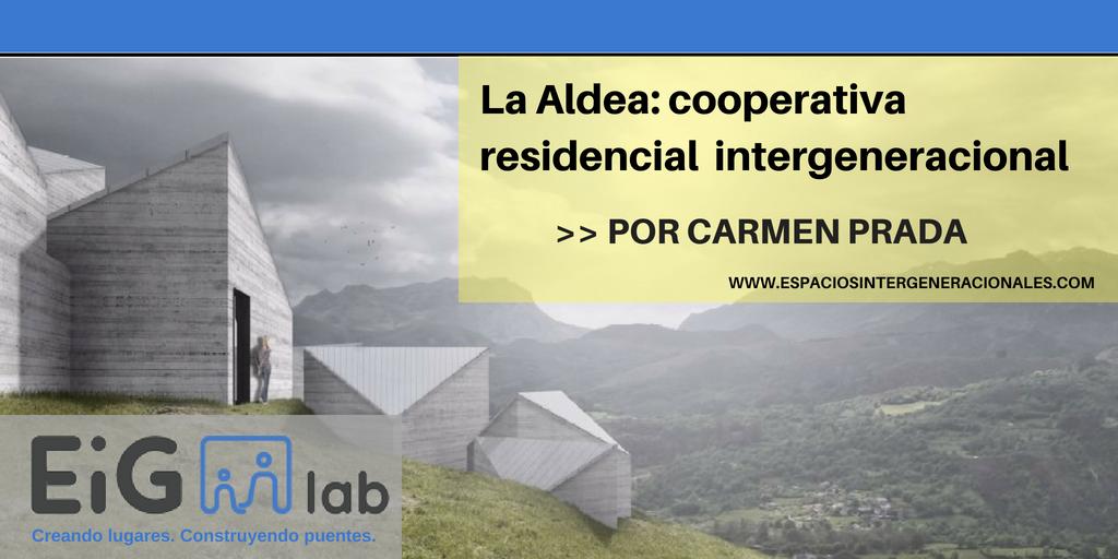 La Aldea: cooperativa residencial intergeneracional